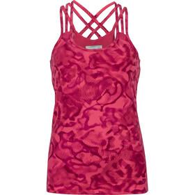 Marmot Vogue camicia a maniche corte Donna, hibiscus ripple